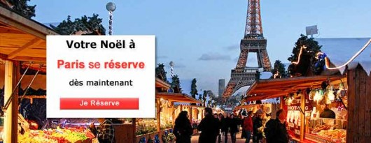 Vacances de Noël à Paris