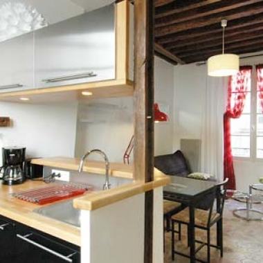 Location Vacances Paris Rue Huchette