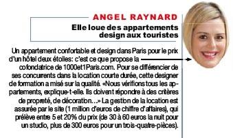Capital : Angel RAYNARD