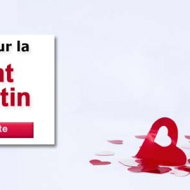 Saint-Valentin à Paris