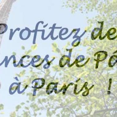 Vacances de Pâques à Paris