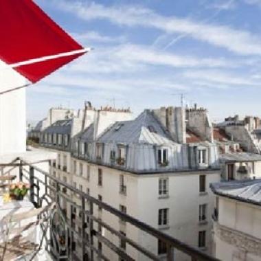 Location Vacances Paris Rue Poissonnière
