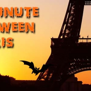 Last Minute Halloween Paris