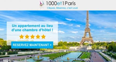 Réservez votre Appart Hôtel à Paris